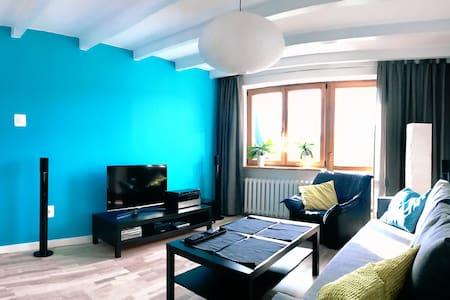 Apartament pod Lawortą - Bieszczady - Ustrzyki Dolne
