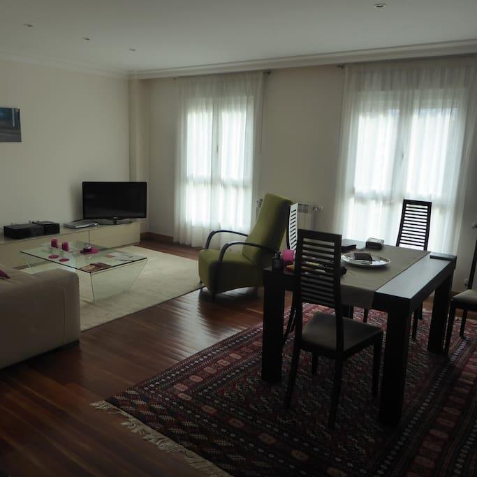 Precioso piso de 98m² en zona ajardinada en Rentería .