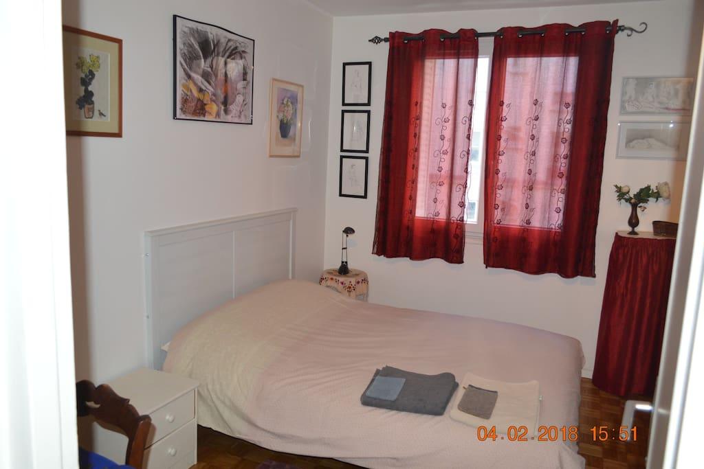 Votre chambre / your room