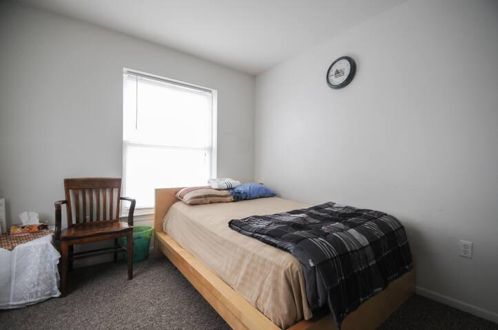 Comfy sunny room