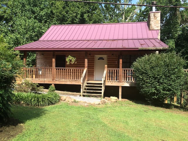 Cabin on the Back Roads-Cozy Backroom-Starry View - Sevierville