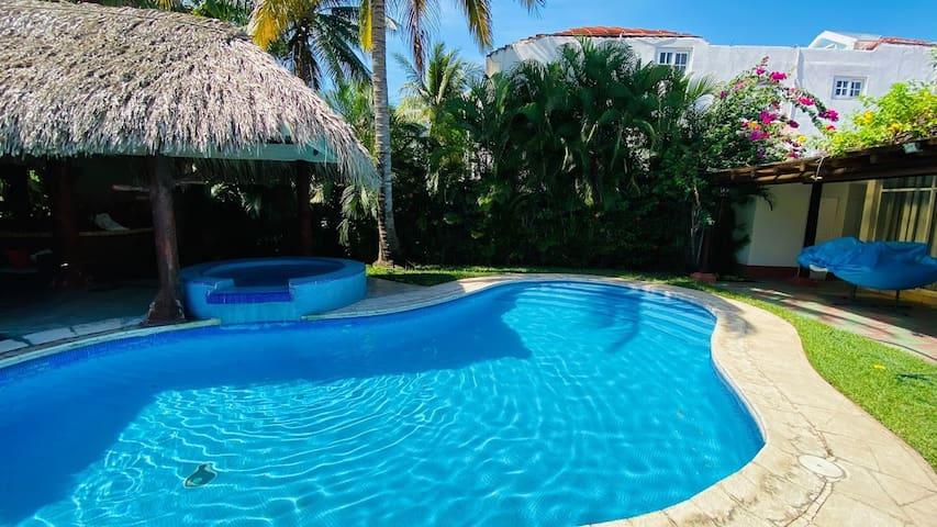 La casa de la Playa en Altamar