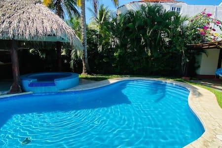 La casa de las Playa en Altamar