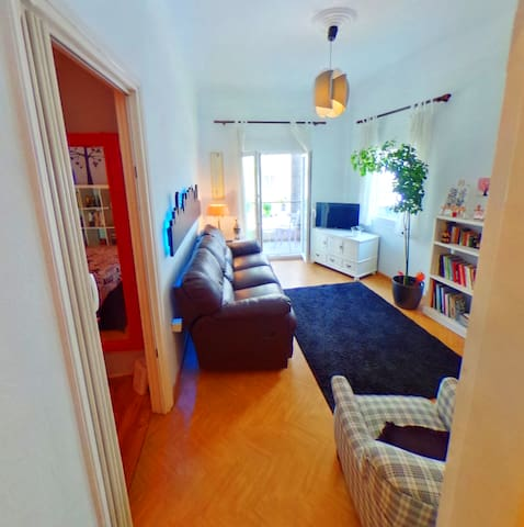 Cozy,Multidecor Apartment,near Citycenter&Seaside
