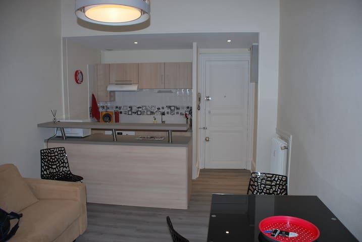 LES AMBASSADEURS - Vichy - Lägenhet