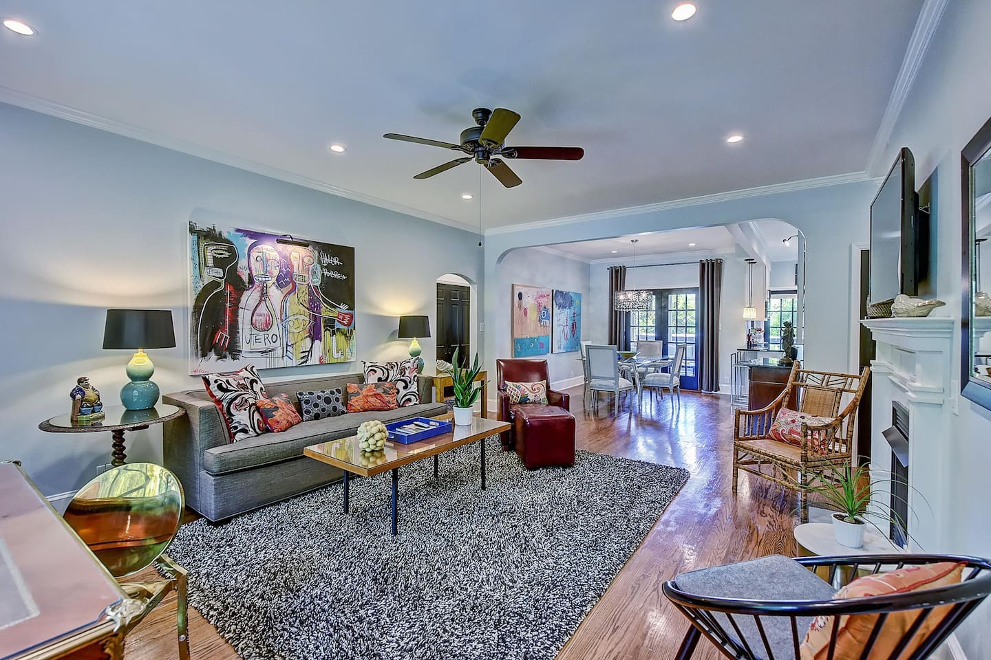 Five-Star Luxury Residence in the Heart of Myers Park-1 Mile to Uptown
