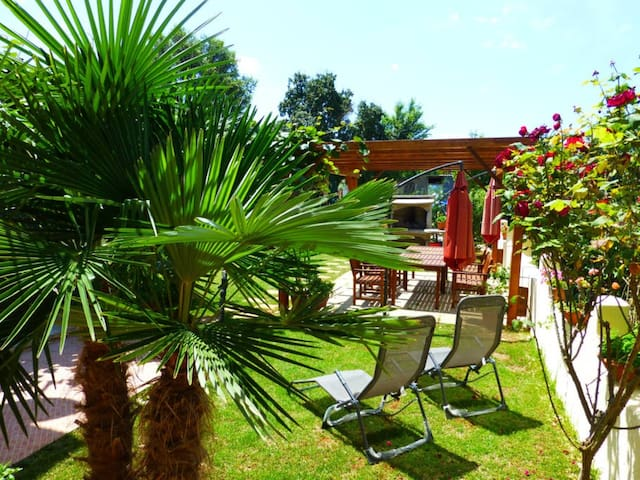 Valbandon-Fazana 400m from beach! - Fažana - Appartement