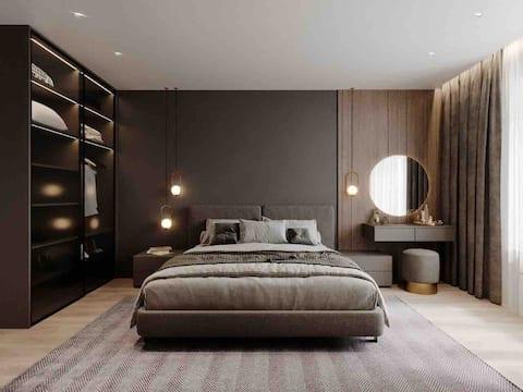 Дизайнерские видовые апартаменты класса Люкс!