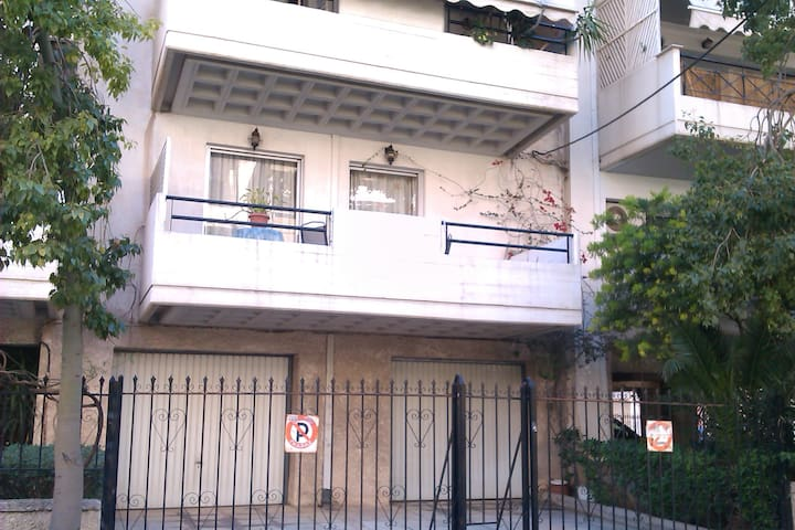 Nice appartment,convenient location - Pireas - Maison