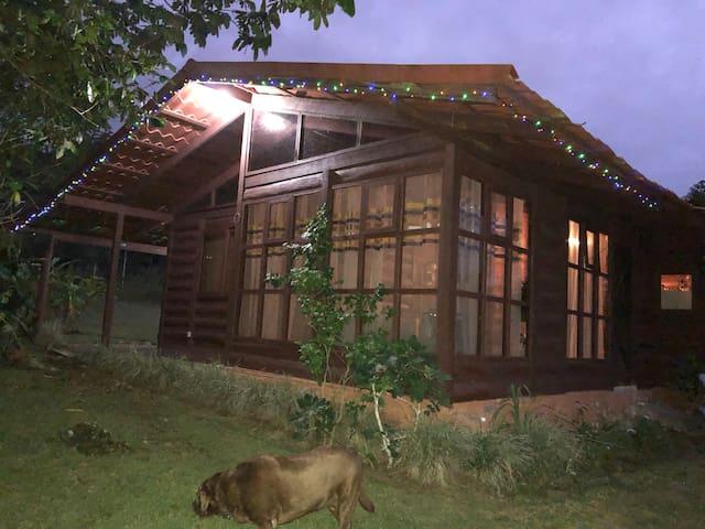 Cabaña Shanti