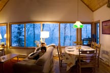 Living room /Dinning area