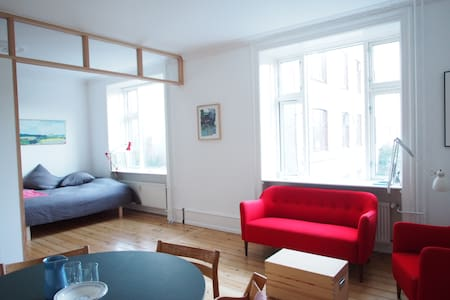 Central and family friendly appartment - Frederiksberg