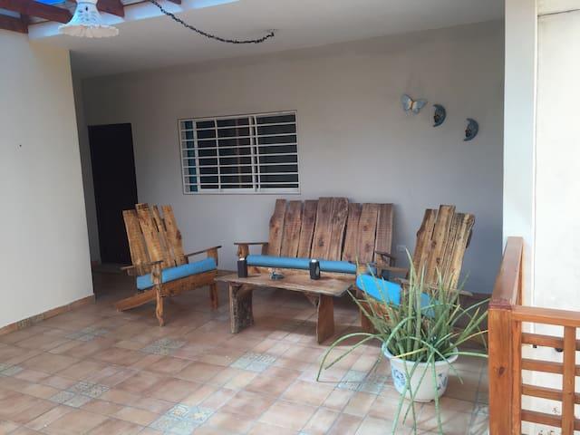Cómodo Aparta Estudio; Apartament 2 - Cabrera - Lägenhet