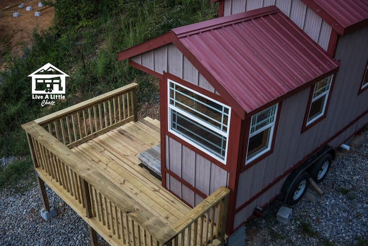 Wandering Gypsy Tiny House (Live A Little Chatt) - Rising Fawn - Talo
