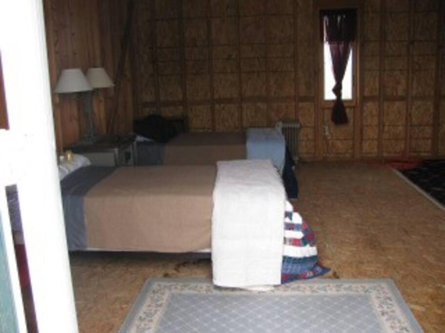 Unfinished turret room 2