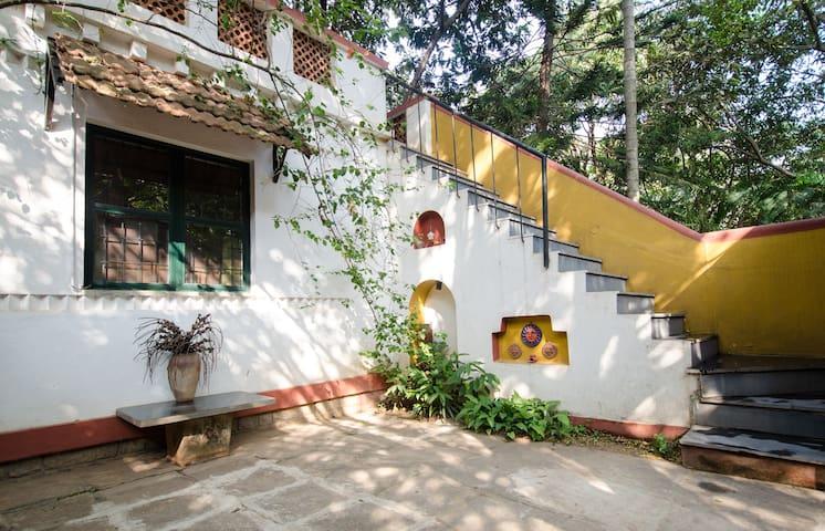 Coconut:peaceful studio in a farm. - Bangalore - Wohnung