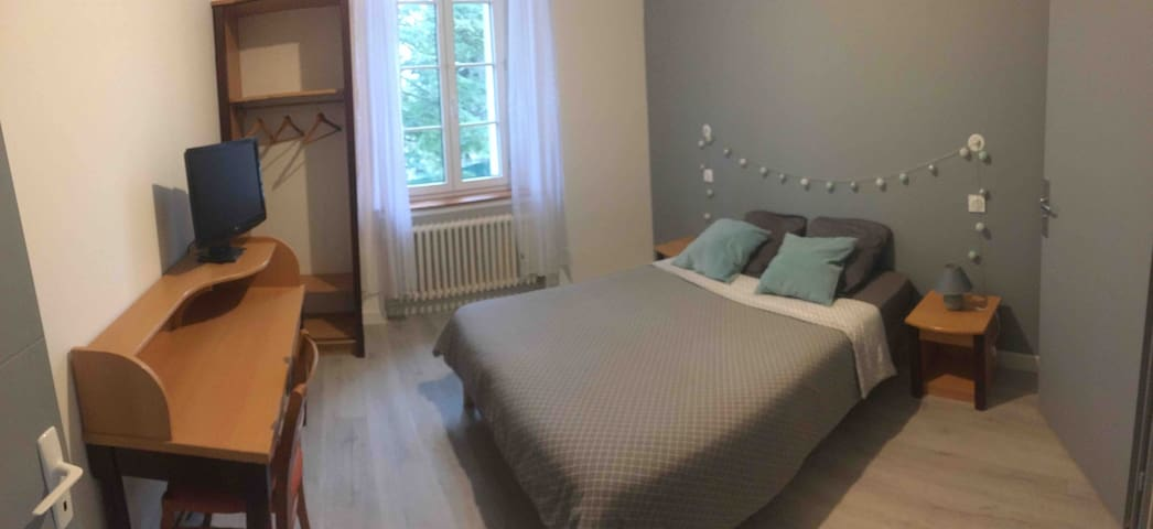 Chambre Double Manoir Chartres