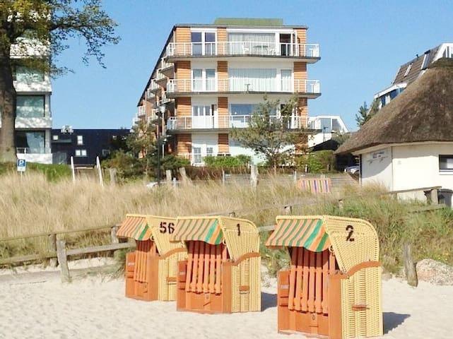 Appartement Meerlust mit Meerblick - Scharbeutz - Apartemen