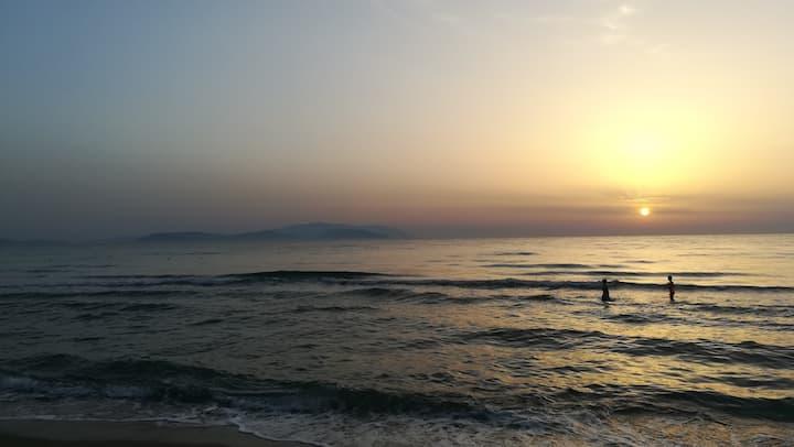 Kuşadası Davutlar Orsen'de Rahat ve  Huzurlu tatil