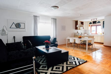Beautiful spacious apartment in the center