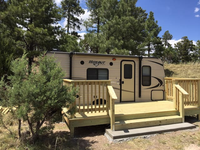 Ruidoso / Alto Little RV on Healing Center