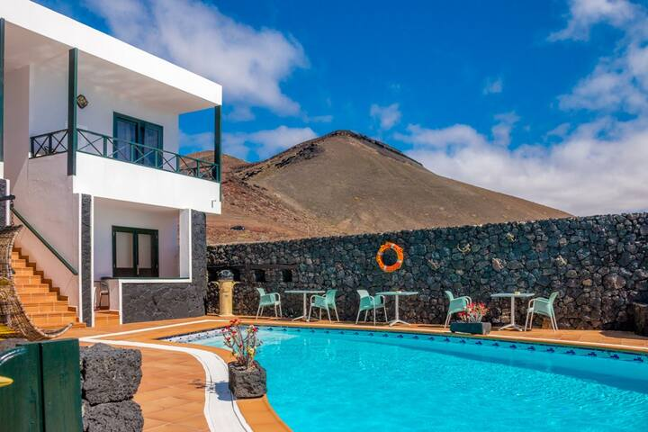 El Hotelito del Golfo: Habitación doble vista mar