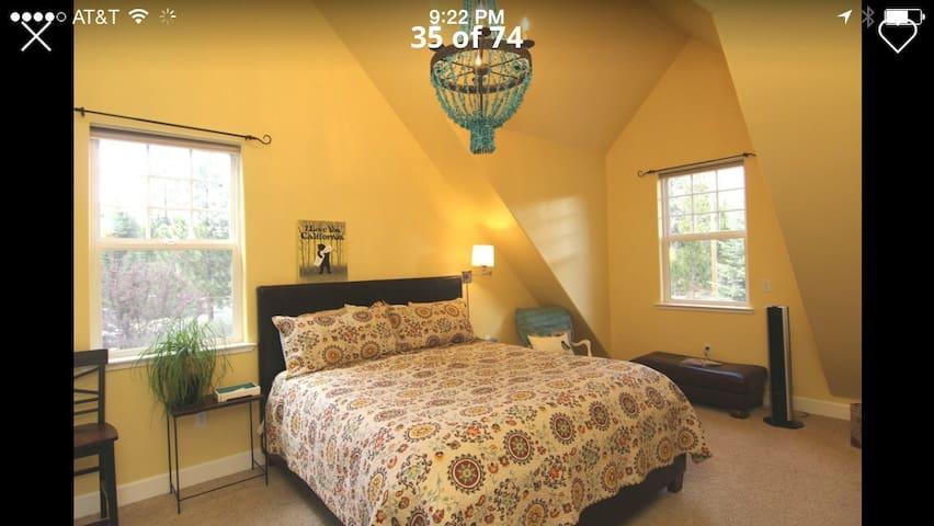 Beautiful Modern Home in Mt Shasta - Mount Shasta - House