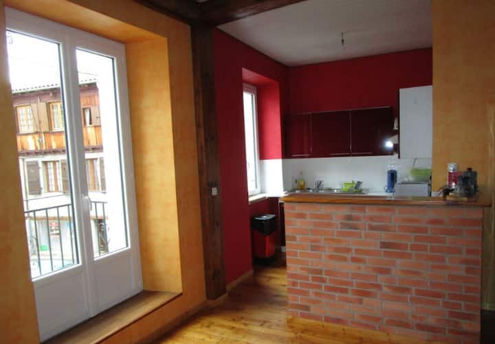 Appartement 3 pièces pour séjour multifonctions