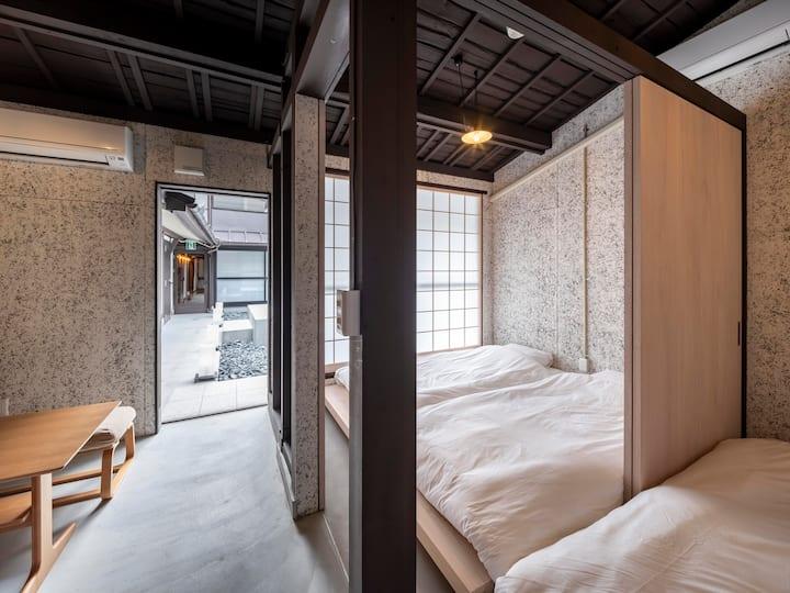 KOU Nishijin room 3