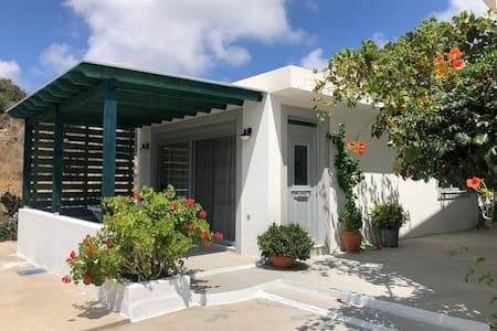 Stunning brand new studio apartment in Kefalos