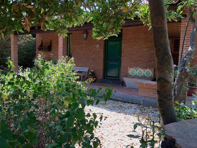 SUN-SEA COTTAGE (WITH POOL) - Acireale - House