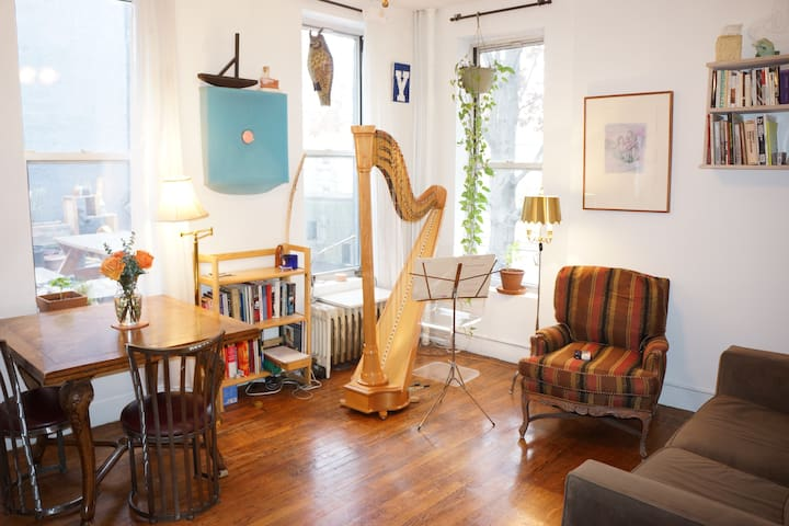 Charming 1 Bedroom Apartment in Carroll Gardens
