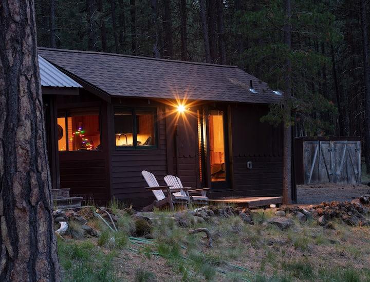 Rustic Modern Cabin 3 at Bar L Ranch