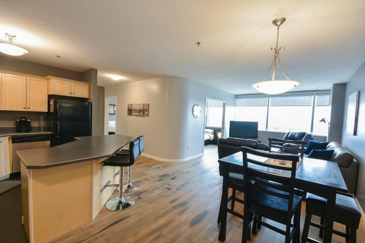 TD - Penthouse Suite