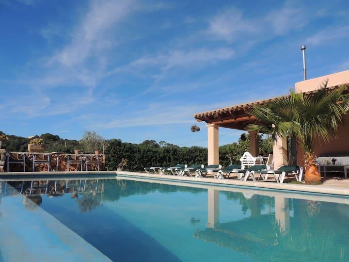 """""""NEW"""" Villa Manuela - Porto Petro, Mallorca"""