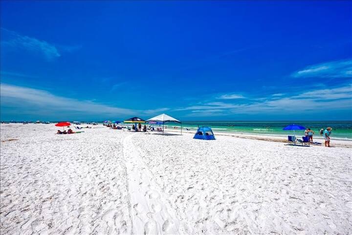 Siesta Key Beach Condo