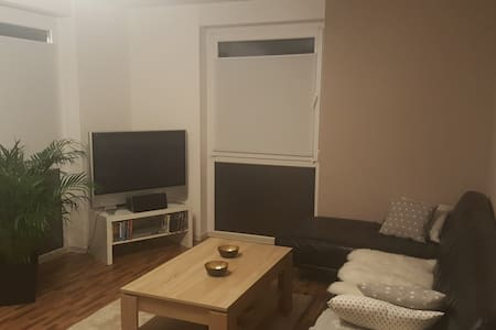 70m2 Wohnung für 2 Personen an Wochenenden frei - Vechta - Daire