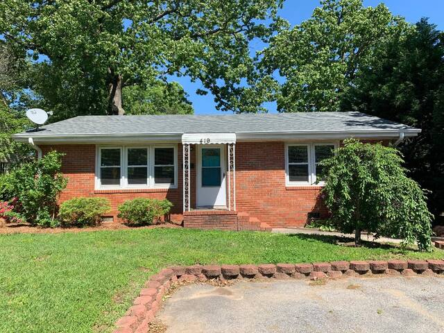 2 Bedroom Cottage (Downtown Cary)