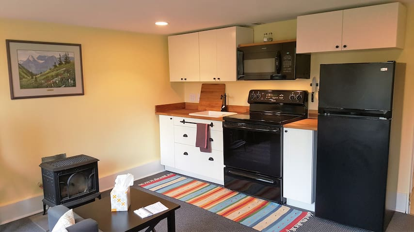 Lake Washington / Columbia City Apt