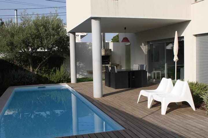 @HOME | Villa with private pool near the beach