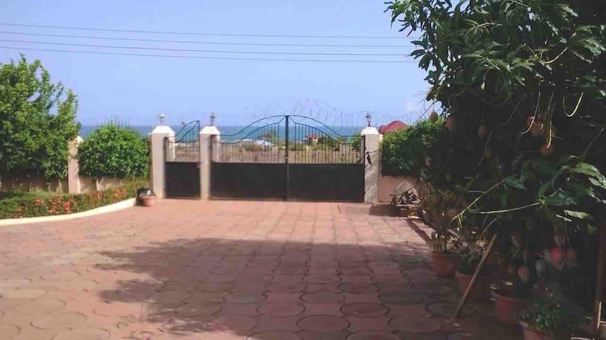 Ocean View Home