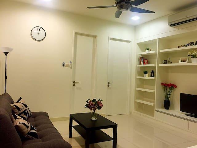 8mins drive Nr Midvalley, KL, PJ Private Residence - Kuala Lumpur - Byt se službami (podobně jako v hotelu)