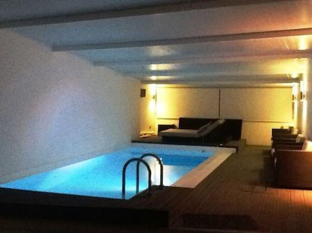 Casa de férias com piscina aquecida a 25km Coimbra - São Miguel de Poiares - House