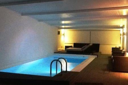 Casa de férias com piscina aquecida a 25km Coimbra - São Miguel de Poiares