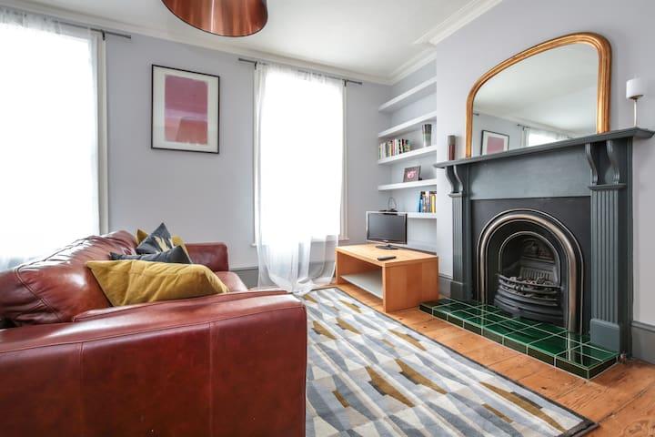 Large Double Rm, Kings Cross London - Londyn - Apartament