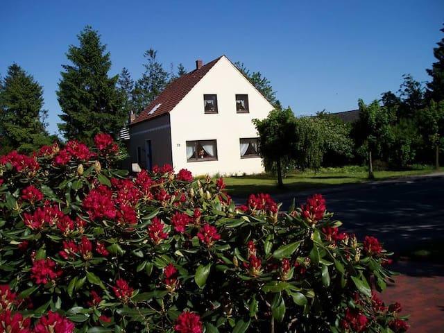 Gesamtes privates Gästehaus