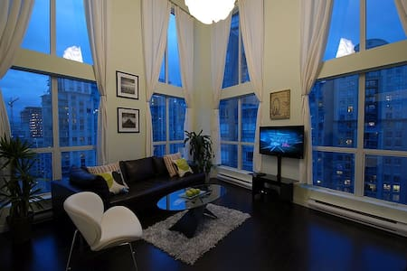 Unique Spacious Loft Downtown - Vancouver - Loft