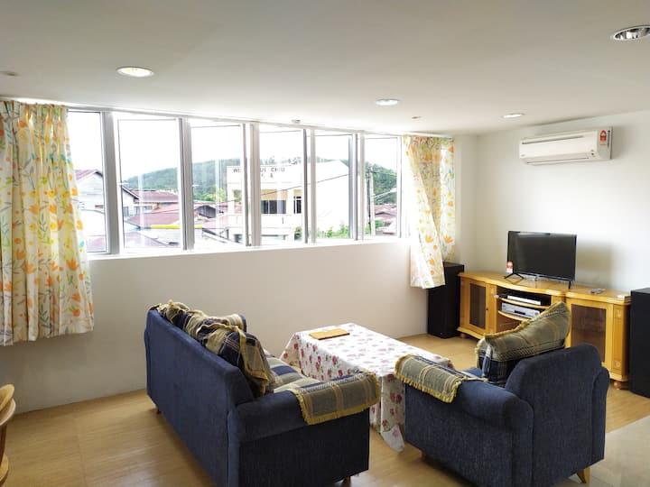 Free & Easy Titi Homestay 潇逸知知港民宿 (Master Room)