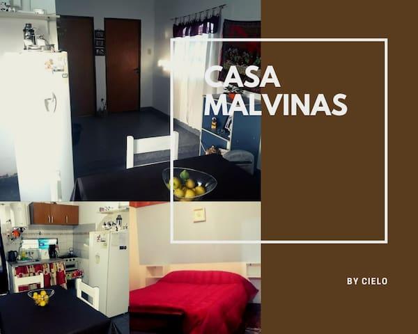 CASITA MALVINAS.