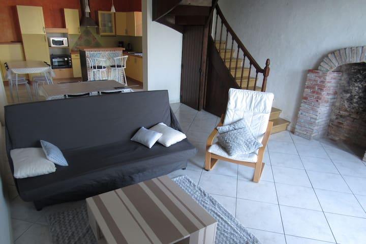 Maison ensoleillée et calme au coeur des Mauges - Villedieu-la-Blouère - House